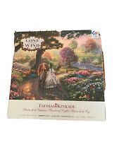 Thomas Kinkade Gone With The Wind 1000 piece Jigsaw Puzzle by Ceaco