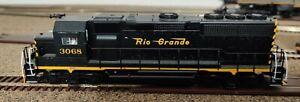 Atlas HO GP-40 Rio Grande #3068