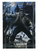 2016 Upper Deck Marvel Masterpieces Frankenstein Base Card #9 Joe Jusko 902/1999