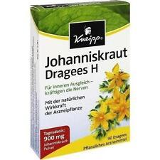 KNEIPP Johanniskraut Dragees H 90St Überzogene Tabletten PZN 2231643