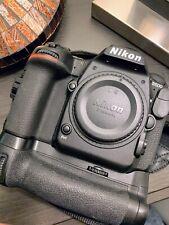 Nikon D500 Body, Vertical Grip, And 3 Batteries