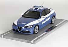 BBR Alfa Romeo Giulia Veloce Polizia 20 1:18 BBRC1829P