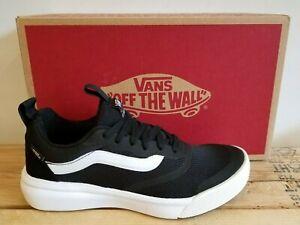 Vans Ultrarange Rapidwel Black/White Lifestyle Sneakers Shoes for Men