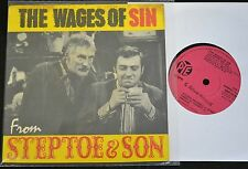UK EP Steptoe And Son PYE 24180 The Wages Of Sin