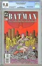 Batman Chronicles #21 CGC 9.8 White Pages (2000) 2085971012