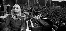 1971 Duane & Gregg Allman 5x15� panoramic Photo The Allman Brothers Band