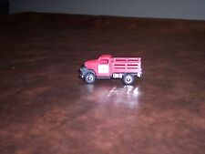 DIECAST 50's TRUCK - CHINA BASE- CLOCK IN DOOR - 1/55 SCALE - GREAT FIND - L@@K