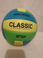 Sport Design Classic Volleyball ..New..
