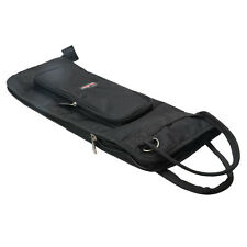 New Black Cloth and Padded with Soft Sponge Drum Stick Bag