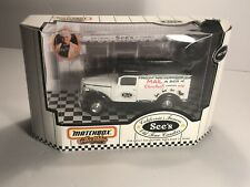 Matchbox Collectibles See's Candy Truck 1937 GMC New In Bad Box 1999