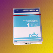 Tandberg 8586-RDX 1 TB, Data Cartridge, Speichermedium, NEU & OVP
