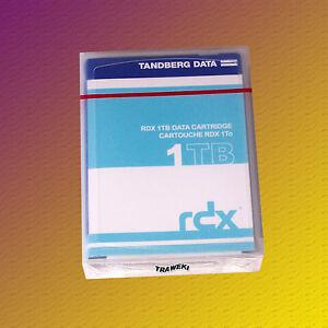 Tandberg 8586-RDX 1 TB, Data Cartridge, Speichermedium, NEU & OVP