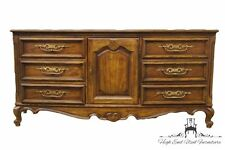 DREXEL HERITAGE Brittany Louis XVI Country French 70″ Door Dresser 201-130