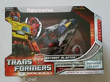 TransFormers Universe BLASTER action figure,(Cybertron Soundwave redeco), New