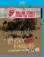 THE ROLLING STONES: FROM THE VAULT, Sticky Fingers Live (Blu-ray Disc) NEU+OVP