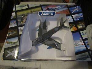 Franklin Mint F-86 Sabre Airplane Display 1/48 Free Shipping B11B928