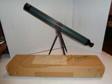 Vintage Telescope 30 x 35 mm 1960's Era Metal Working, In Box