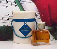 New Horizons Parfum Micro Mini 1.25 Dram By Ciro. Vintage.