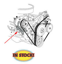 Vintage Air 326-455 Pontiac Compressor Bracket Right Side - 141001-PPA