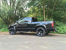 Tuff T12 10x22 5x135/139,7 Felgen für Dodge Ram Ford F150 Lightning Deep Concave