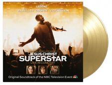 Jesus Christ Superstar Live In Concert MOV #d GOLD vinyl 2 LP g/f sleeve NEW/SEA