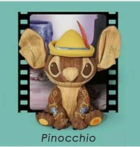 Stitch Crashes Pinocchio Plush *CONFIRMED ORDER*