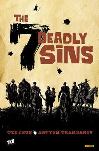 COMICS - THE SEVEN DEADLY SINS / CHUN, TRAKHANOV, TKO, PANINI