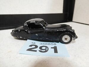 Dinky Toys 157 Jaguar XK120 - Black (291)