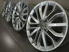 19 Pollici Originale Audi A6 S6 4F C6 4G C7 A4 S4 B9 Cerchi 4G0601025P Cerchioni