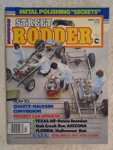 Street Rodder March 1982 Vol 11 No 3 (Discount Available)