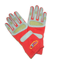 X-Line Red Kart Gloves Small Clearance Racewear Fantastic Value