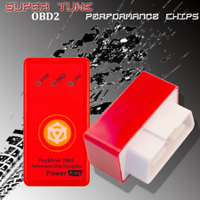 Fits 2015-2020 Jeep Renegade - Performance Tuner Chip Power Tuning Programmer