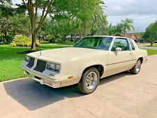 1983 Oldsmobile Cutlass Supreme 307 V8 Low Miles No Rust