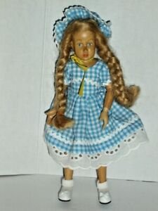 Robert Raikes Original 9 Inch Wood Doll Jointed- elbows, wrists, knees