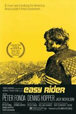"Easy Rider One Sheet Movie Laminated Poster - 24.5"" x 36.5"""