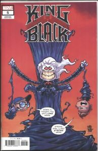 KING IN BLACK #5 / SKOTTIE YOUNG VARIANT COVER NM