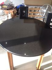 Granite  Oval Dinning Table
