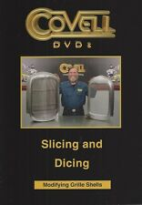 SLICING AND DICING Modifying Grille Shells Ron Covell DVD Auto Body Chopping