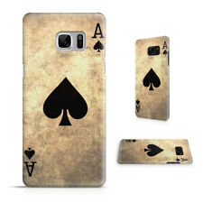 ACE OF SPADES PLAYING CARDS PHONE CASE COVER FOR SAMSUNG GALAXY S SERIES