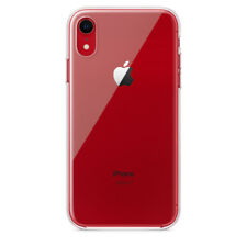 Apple Case iPhone XR transparente