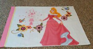 Disney Princess Aurora Sleeping Beauty Standard Size Double Sided Pillowcase