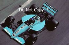 Ivan Capelli Leyton House March 871 Monaco Grand Prix 1987 Photograph
