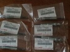 1hz glow plugs genuine toyota full set 19850-17020