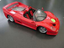 Ferrari F50  - Maisto 1:18  ohne OVP #4395