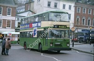 Nottingham City Transport 306 B306KVO bus photo/magnet /keyring/mousemat