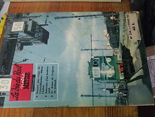 8ùµ? Revue Vie du rail Notre Metier n°334 Trafic SNCF en 1951 Creil St Quentin