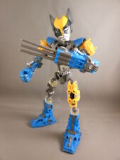 "Rare WOLVERINE Mega Blok 8"" Figure Marvel Building Block Superhero"