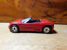 Car~Matchbox Chevrolet Corvette Stingray III Red 1:24 Scale Die-cast Toy Car