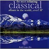 Bach, Johann Sebastian : The Most Relaxing CLASSICAL album in the CD Great Value