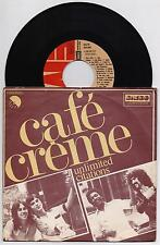 "CAFE' CREME - UNLIMITED CITATIONS 45 giri 7"" disco medley of beatles covers IT"
